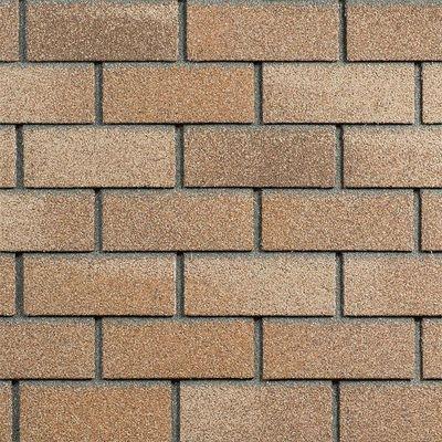 """Фасадная плитка (4T4X21-0401) """"HAUBERK"""" Песчаный кирпич 250*1000*3,3 мм уп20 шт/2м2"""