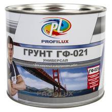 Грунт ГФ-021 красно-коричневый 20 кг (Профилюкс)