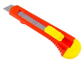 Нож пистолетный усиленный Пластиковый корпус с автомат. фиксацией сегментного лезвия Hobbi19-0-004