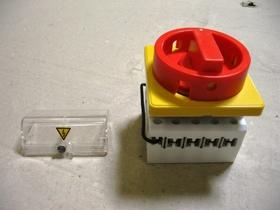 Выключатель главный 3 ф с магн