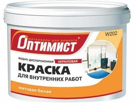 "В-Д ""ОПТИМИСТ"" для потолка и стен с/белая (22кг)"