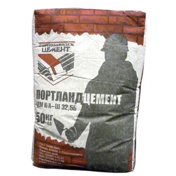 "Цемент ""ПЦ 400 Д20"" (50кг), пр-о Горнозаводск/34 шт"