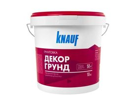 "Грунтовка  ""КНАУФ  ДЕКОРГРУНТ""  (10 кг)"