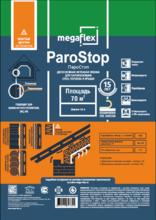Megaflex ParoStop (ш 1,6, 70м2) пароизоляционная двухслойная пленка
