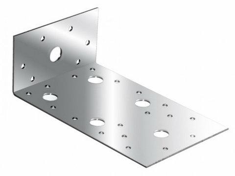 Угол крепежный ассиметричный 90*50*55 (100 шт/уп)