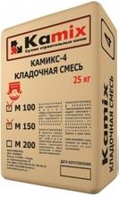 """Смесь """"КАМИКС  М150"""" (25 кг)/64  песчано-цементная"""