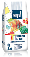 "Затирка  ""Bergauf Kitt"" серая (2кг)/10"