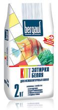 """Затирка  """"Bergauf Kitt"""" белая (25кг)"""