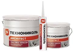 Мастика для гибкой черепицы(фиксер)  №23/3,6  кг1/4