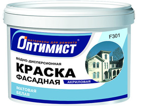 """В-Д """"ОПТИМИСТ"""" фасадная (22кг)"""