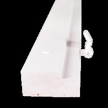 ОЛОВИ Дверная коробка стоевые 2 петли М21 крашенная белая
