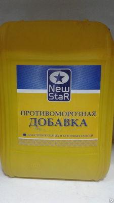 Антизамерзающая добавка New star 10 л