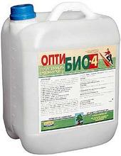 """""""Опти-Био-4""""для защиты от биопоражения дерева (5л)"""