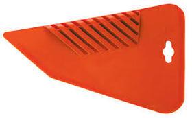 Шпатель прижимной обойный пластик 280 мм 12-1-281