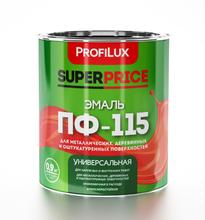 """Эмаль универсальная""""Superprice"""" синяя 10 кг (Профилюкс)"""
