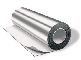 Фольга алюминиевая  100 мкм , 1,2*10 м (12 м2)