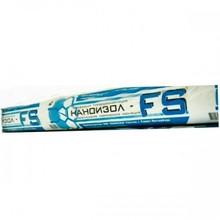 НАНОИЗОЛ FS (1,6*43,75 м) отражающая пароизоляция,  70 м2 плотность 120 гр/м2