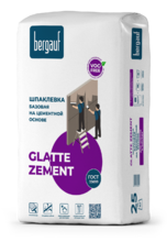 "Шпатлевка ""BERGAUF  Glatte Zement"" (25кг) /48 цементная"