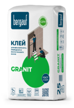 "Клей ""BERGAUF  GRANIT"" (25кг)/56"