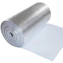 """Изолон """"НПЭ 3  дублированный метал. пленкой""""  50*1,05  3 мм (52,5 м2), плотность 26 кг/м3"""