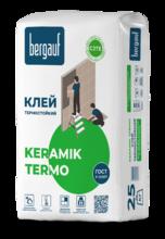 """Клей """"BERGAUF  KERAMIK Termo"""" (25кг)/56"""