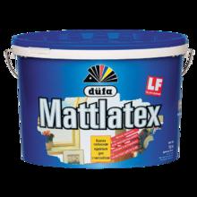 Краска ВД DUFA MATTLATEX RD100 (10 л.) интерьерная износостойкая фактурная