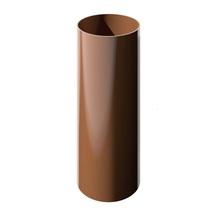 Труба Коричневый  глянец 3000*82*82