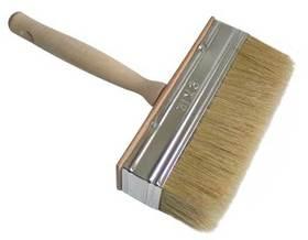 Кисть макловица прямоугольная 140х50мм Hobbi 02-0-000