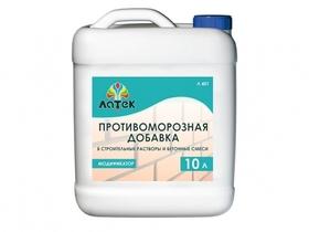 """Антиморозная добавка (10л) Л401 ТМ """"ЛАТЕК"""""""