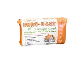 Мин-ват. плита Тизол EURO-Лайт 50*600*1000 (0,54 м3) /18 плотность 25кг/м3