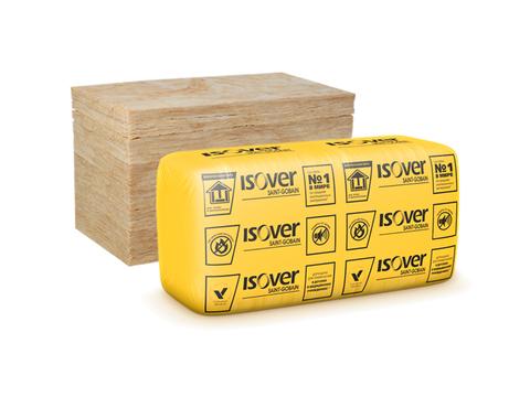 Изовер Звукозащита -100 /10 (7,14 м2; 0,714 м3)  (610*1170*100) 24 шт. в пал